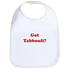 Got Tabbouli? Bib