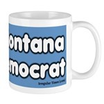 Montana Democrat Coffee Mug