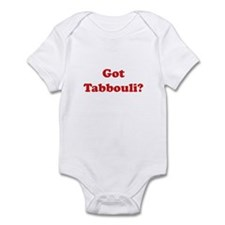 Got Tabbouli? Infant Bodysuit