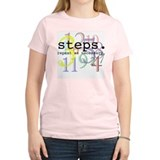 Cute Twelve steps T-Shirt