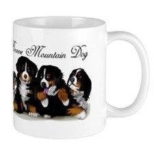 BERNESE MOUNTAIN DOG PUPPIES mug