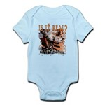 Is It Real? Infant Bodysuit