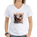Is It Real? Women's V-Neck T-Shirt