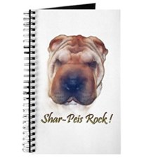 Shar-Peis Rock Journal