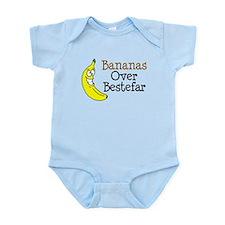 Bananas Over Bestefar Body Suit