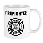 Firefighter Mug