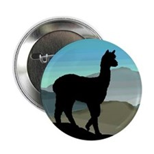 Blue Hills Alpaca Button