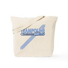 Trampoline Dad Tote Bag