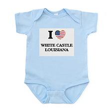 I love White Castle Louisiana Body Suit