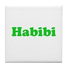 Habibi Tile Coaster
