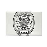 Cooldige Arizona Police Rectangle Magnet (10 pack)