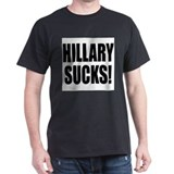 Hillary Sucks Long Sleeve Shi T-Shirt