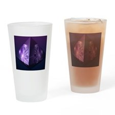 M.e awareness Drinking Glass