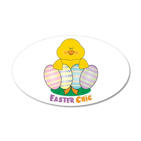 Easter Chic Wall Decal