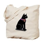 Egyptian Cat God Bastet Tote Bag