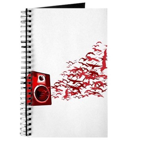 Fly away with the music Journal