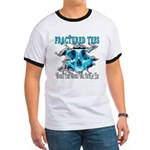 Fractured Tees Ringer T