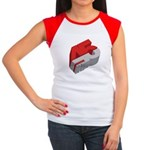 45 RPM Women's Cap Sleeve T-Shirt