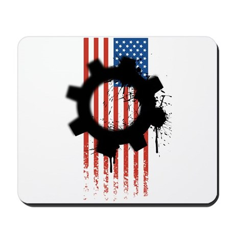 American gear Mousepad