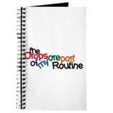 Routine Drops Dot Book