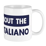 About SPINONE ITALIANO Mug
