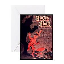 Bogie Book Greeting Card