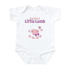 Grandpa's Little Lamb Body Suit