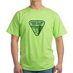 B.L.M. Green T-Shirt