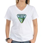 B.L.M. Women's V-Neck T-Shirt