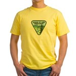 B.L.M. Yellow T-Shirt