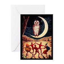 Halloween Revel Greeting Card