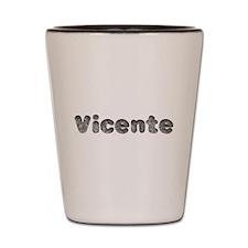 Vicente Wolf Shot Glass