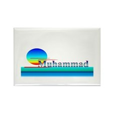 Muhammad Rectangle Magnet