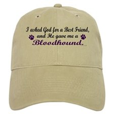 God Gave Me A Bloodhound Baseball Cap