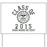 Graduation nursing 2015 Yard Signs