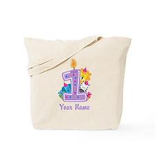 CUSTOM I Year Old Tote Bag