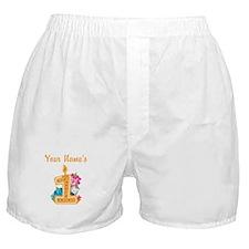 CUSTOM Your Names 1 Boxer Shorts