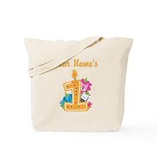 CUSTOM Your Names 1 Tote Bag