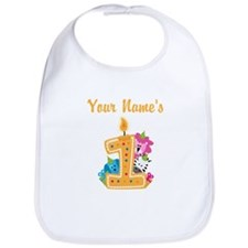 CUSTOM Your Names 1 Bib
