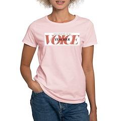 Don't Make Me Use My Teacher Women's Light T-Shir