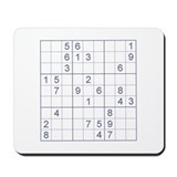 Sudoku Mousepad