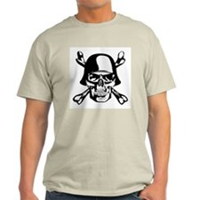 German Skull T-Shirt