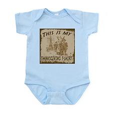 My Thanksgiving T-Shirt Infant Bodysuit