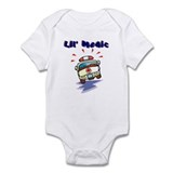 EMT/Paramedic Infant Bodysuit