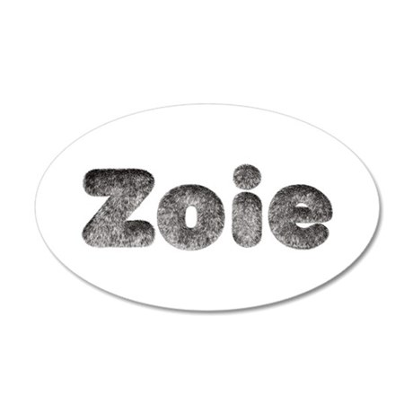 Zoie Wolf Wall Decal