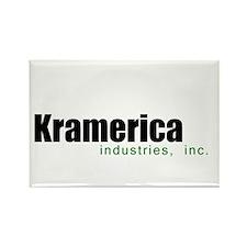 Kramerica Industries Rectangle Magnet (10 pack)