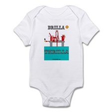 Drilla Thrilla Infant Bodysuit