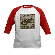My Tractor T-Shirt Tee