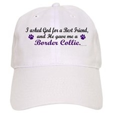 God Gave Me A Border Collie Baseball Cap