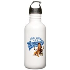 Ice Age Mammals All St Water Bottle
